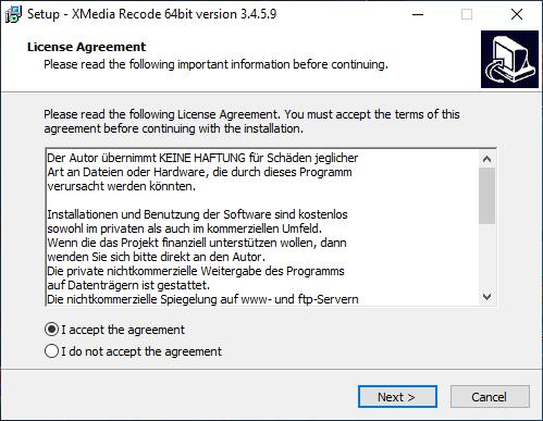 تحميل و شرح XMedia Recode أفضل برنامج تحويل صيغ الفيديوهات