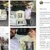 Hadiri Upacara Pengebumian Nenek Cina, Johan & Isteri Dikecam Netizen