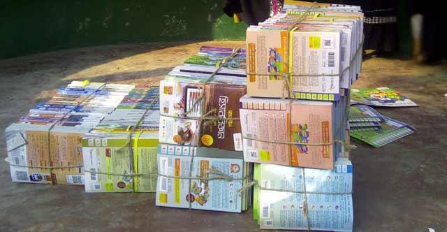 Banskhali seized fake books of Tk 5 lakh, detained 3