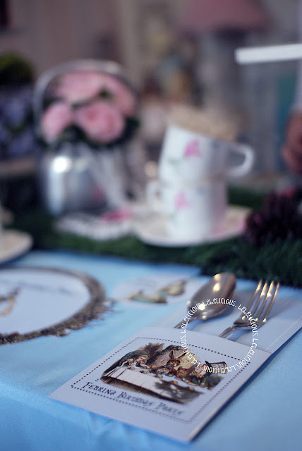 Alice In Wonderland A Mad Tea Party