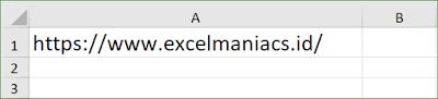 Membuat Hyperlink Menggunakan Dropdown List