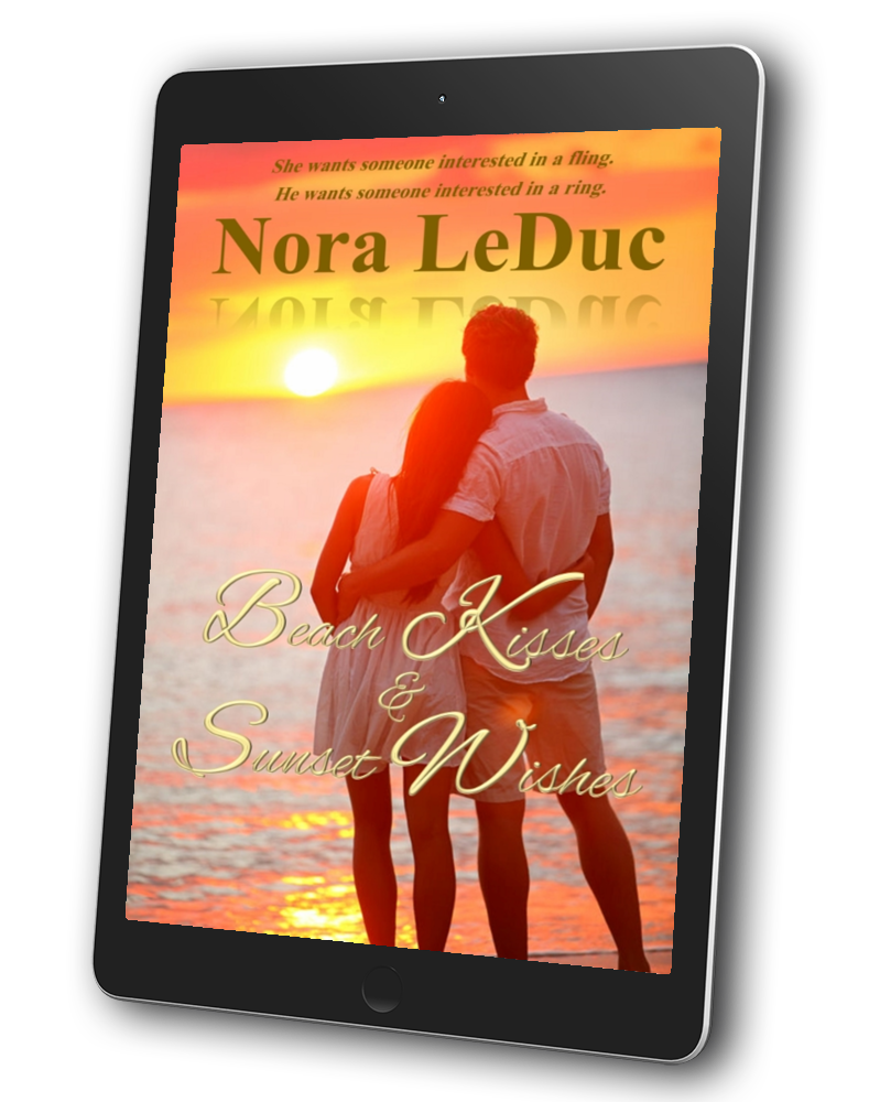 NORA LeDUC: Love & Mystery, oh my!