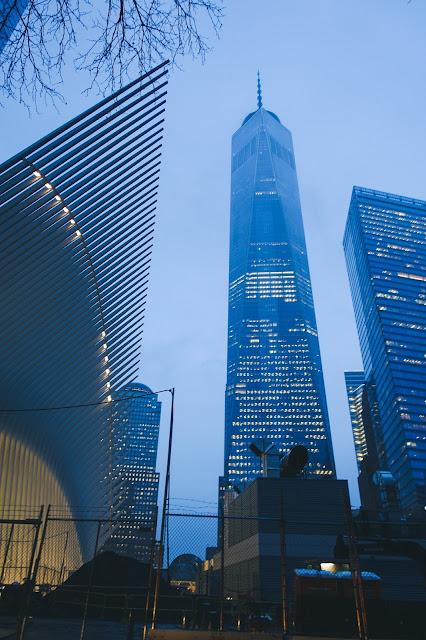 1 ワールドトレードセンター(One World Trade Center)