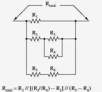 Resistances in Parallel ~ Electrical Engineering Pics