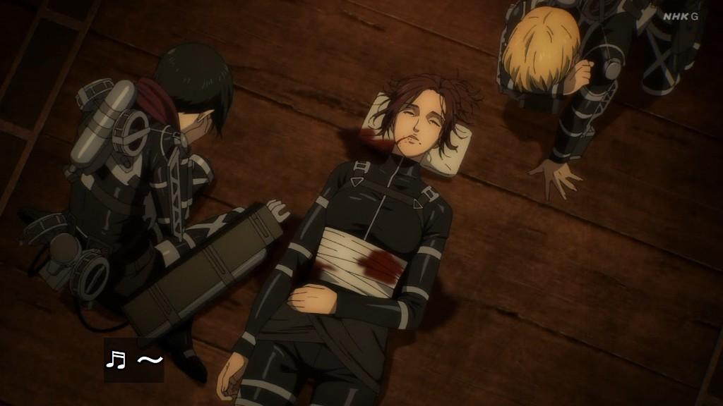 Shingeki no Kyojin Season 4 Episode 8