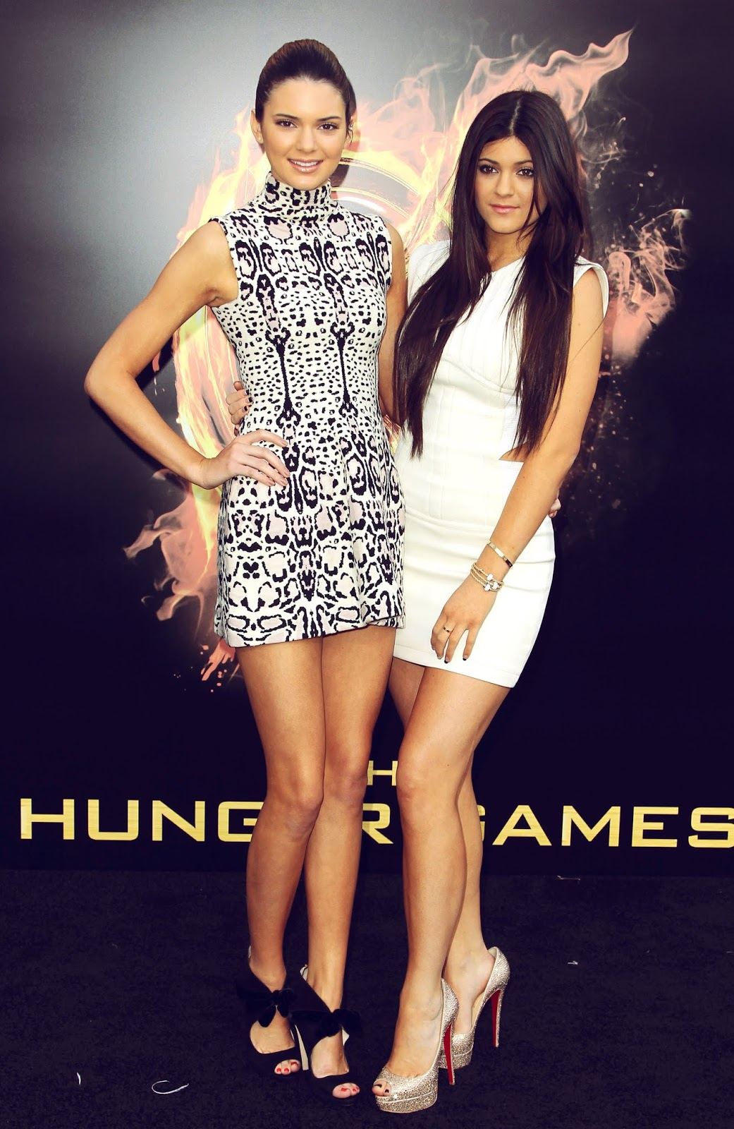 16- At The Hunger Games Los Angeles Premiere on March 12, 2012