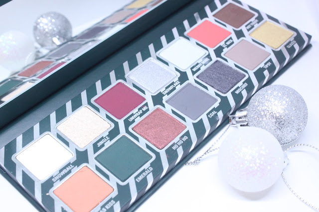 Kylie Cosmetics Naughty Eyeshadow Palette 2017 Holiday Bundle Collection Makeup