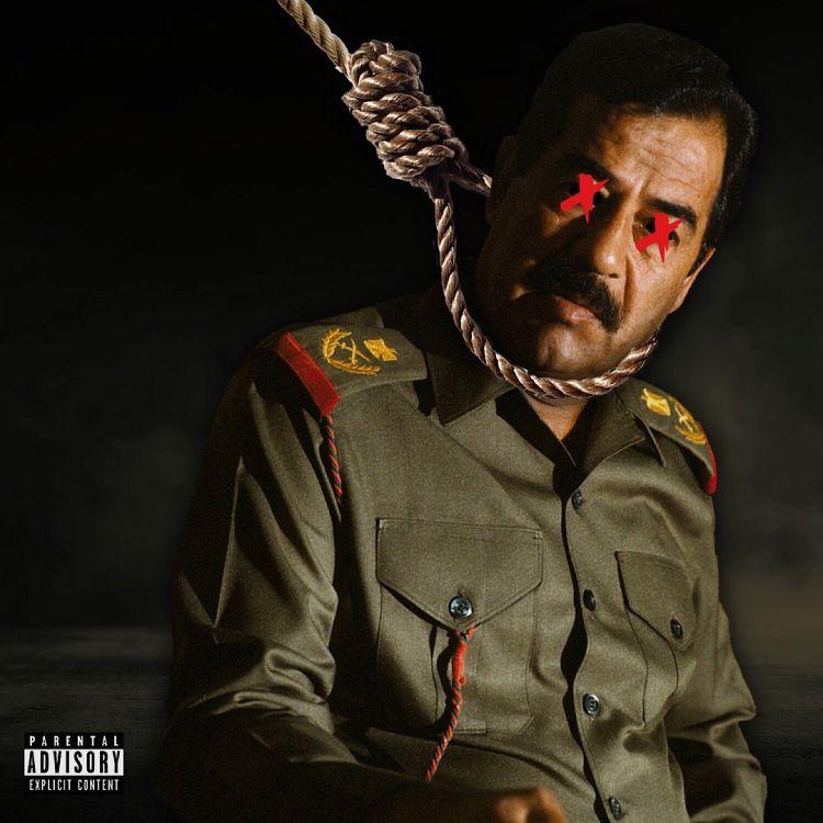 J-Haze - Hussein On Cocaine (Feat. Conway & Omari)