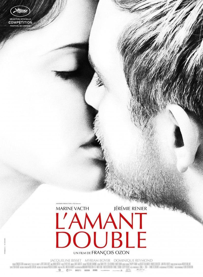 L'AMANT DOUBLE poster