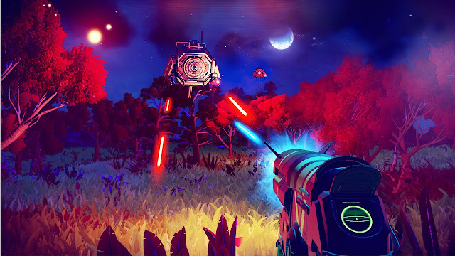 "No Man's Sky: Sean Murray reveals plan ""to make the game about other things"""