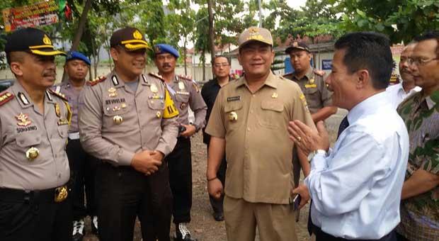 Nasrudin Azis: Kota Cirebon Aman 100 Persen