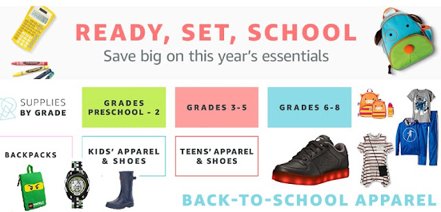 Back to School Children's Clothing