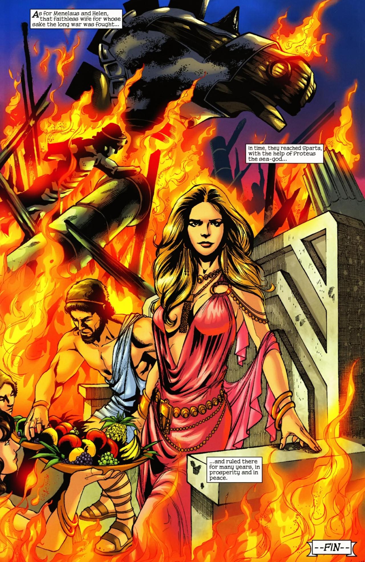 Read online Trojan War comic -  Issue #5 - 24