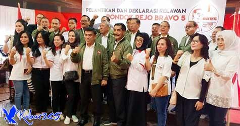 Purnawirawan TNI & Kelompok Tuna Rungu Deklarasikan Dukungan ke Jokowi-Ma'ruf 2 Periode