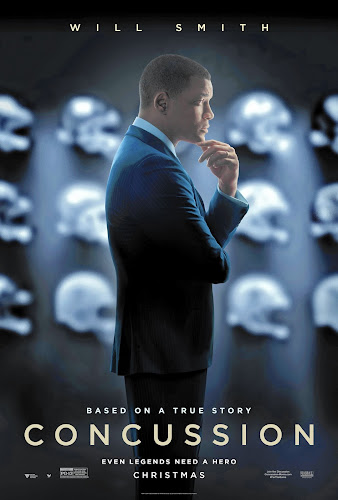 Concussion (BRRip 720p Dual Latino / Ingles) (2015)