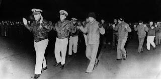 Kru Kapal Mata-Mata USS Pueblo Ketika Ditangkap Korea Utara