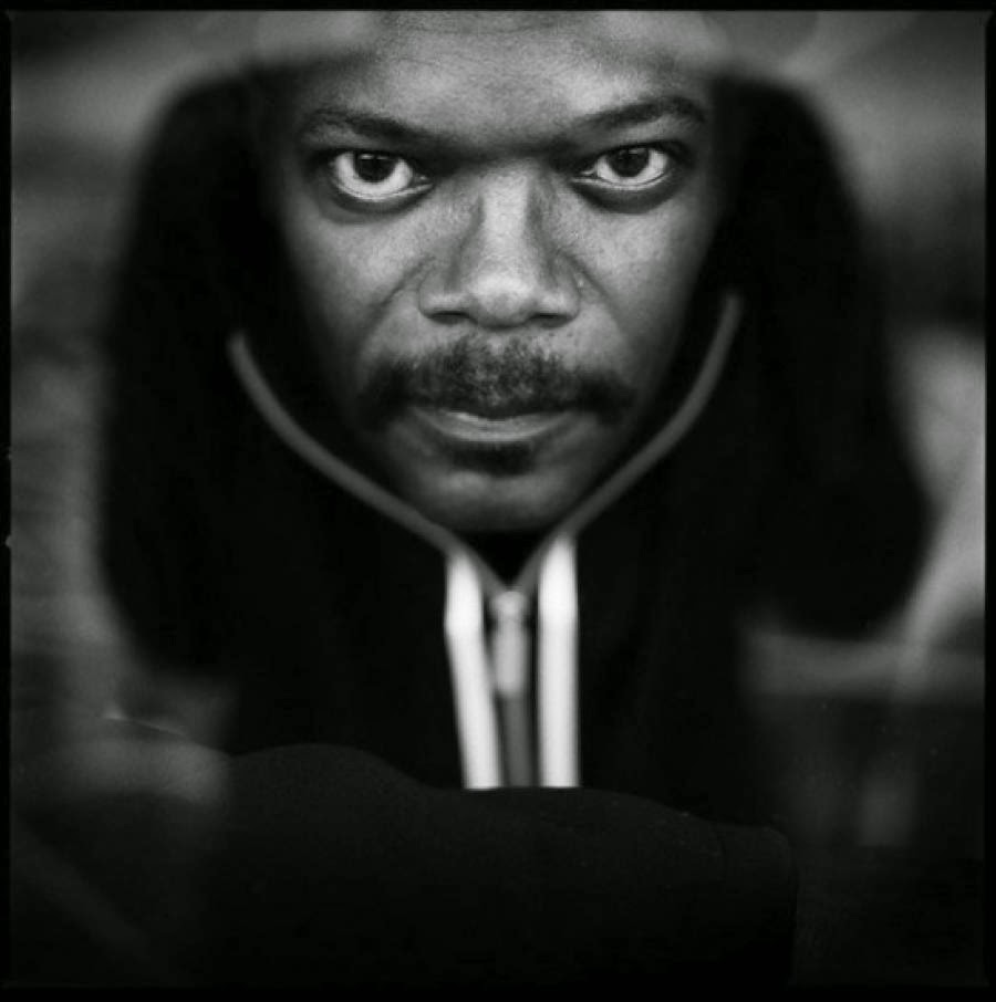 Damon Winter, retrato de Samuel Jackson