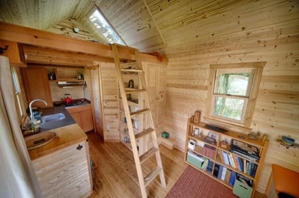 8'x16′ Tiny House
