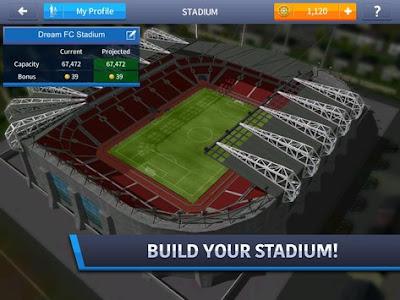 Dream League Soccer 2017 Mod Apk Data Terbaru Unlimited Money