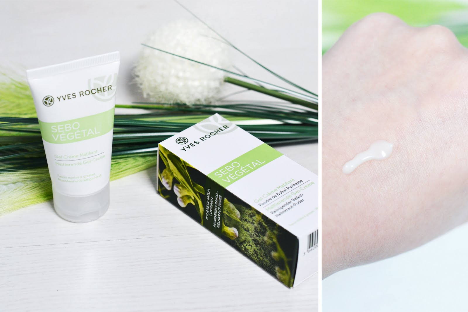 Yves rocher, Sebo vegetal, face wash, day cream, dag creme, belgische blogger, belgian blogger