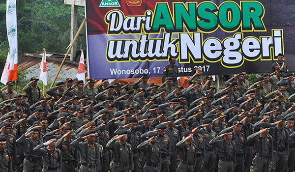 Terdepan Jaga NKRI, Kenapa Ansor-Banser yang Dimusuhi?