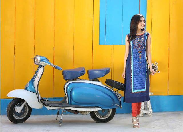 This summer, redefine ethnicity, Sabhyata launches its Summer Collection for 2017