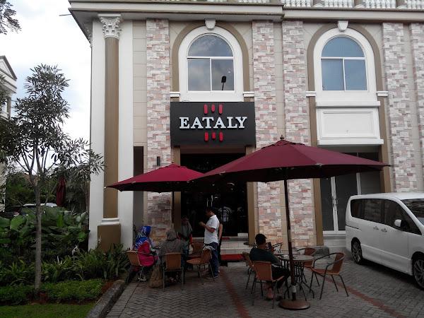 Eataly Resto, Italian Restoran di Jakarta Barat