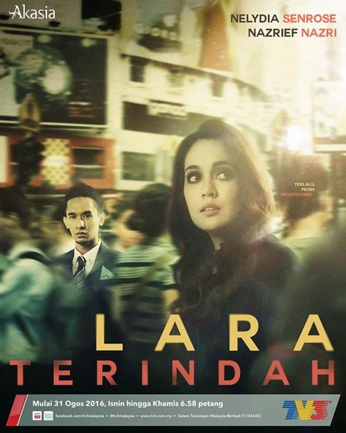 Original Sound Track OST Lara Terindah TV3, lagu tema drama Lara Terindah TV3, lagu latar, lagu sisipan Lara Terindah TV3
