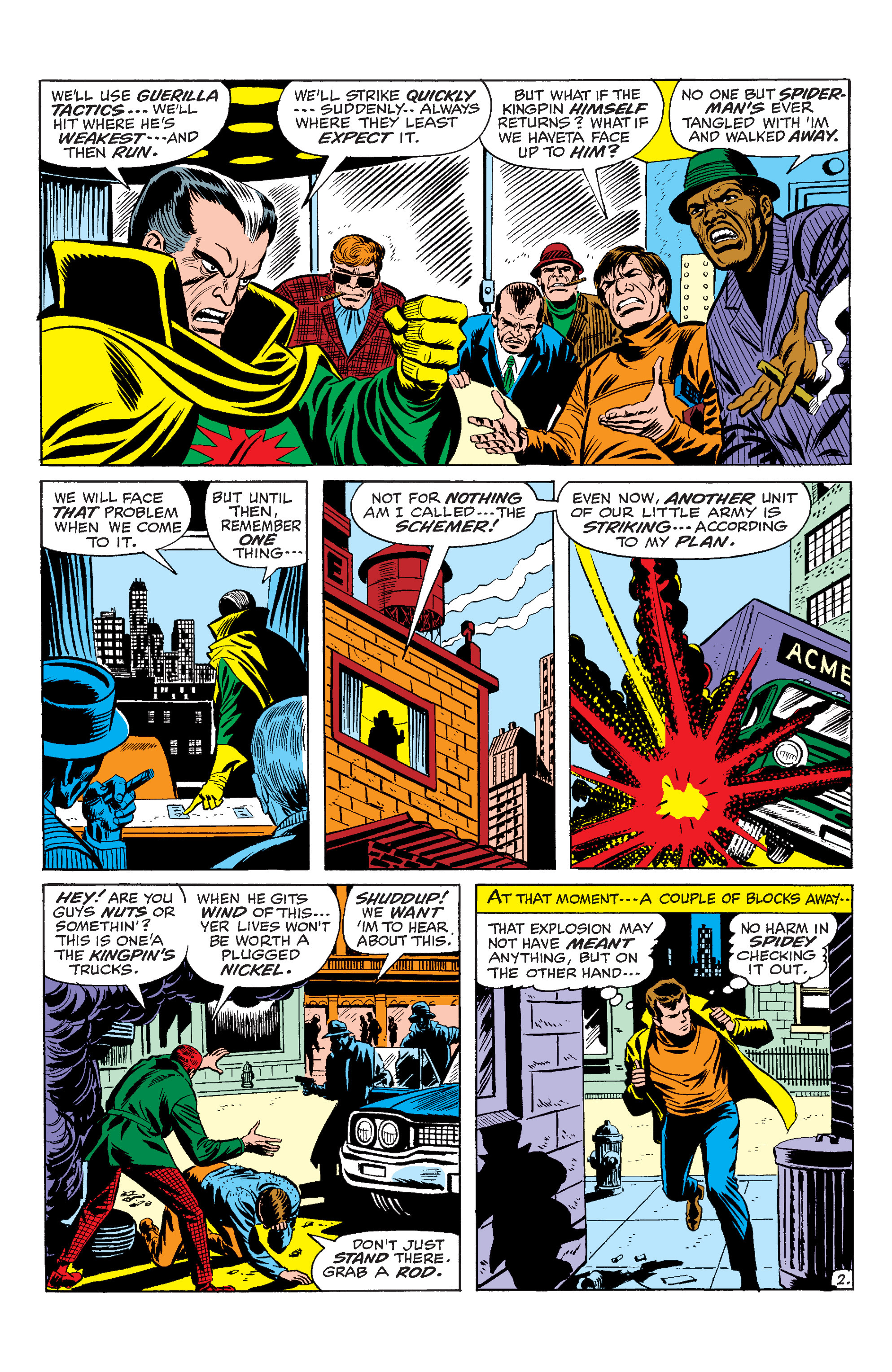 The Amazing Spider-Man (1963) 83 Page 2