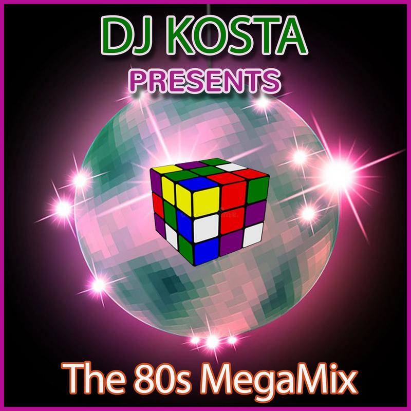 DJ Kosta - The 80s MegaMix Mixfreaks podcast 22d0a7c87c8