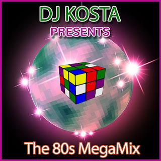DJ Kosta - The 80s MegaMix Mixfreaks podcast