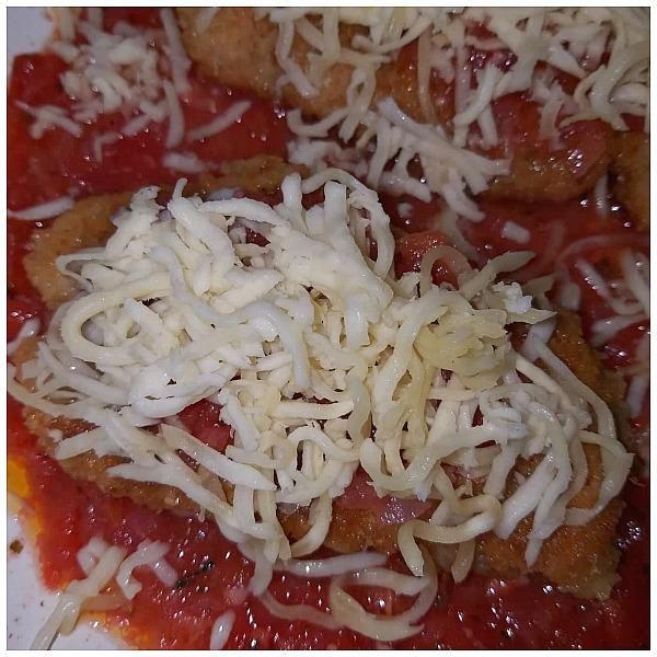 Best Crispy Chicken Parmesan