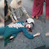 Tragedi 1 Syawal, Seorang Gadis Eksiden Akibat Kain Baju Raya Tersangkut Rim Motosikal