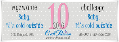 Craft Passion Wyzwanie 10