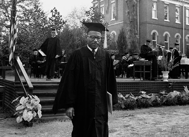 Image result for james meredith graduated from university of miss