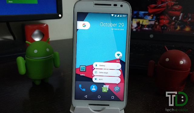 Moto G 3rd Generation gets Official Cyanogenmod 14.1 (Android 7.1) | Download and How to Install