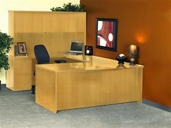 EU1 Luminary Desk Set