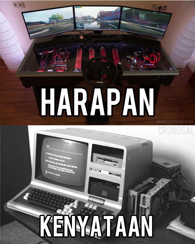 Cara Main Pb Di Laptop Spek Rendah : laptop, rendah, Berat