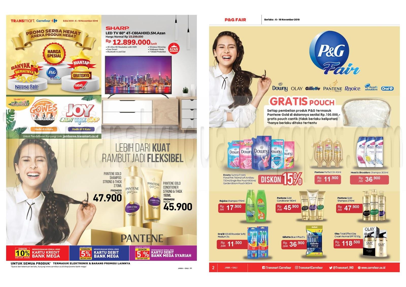 Promo Weekend Carrefour Terbaru