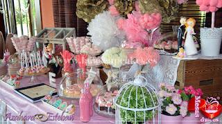 mesa dulce temática boda enlace matrimonial nupcial candy bar chuches cakepops cupcakes golosinas laia's cupcakes puerto sagunto los jardines de la hacienda