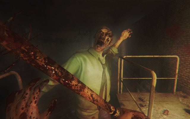 Zombi PC Games Gameplay