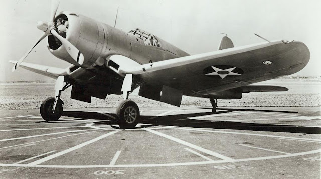 19 April 1941 worldwartwo.filminspector.com US Navy Vought Corsair