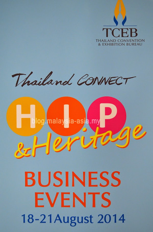 Thailand CONNECT Hip & Heritage Business Events Program 2015