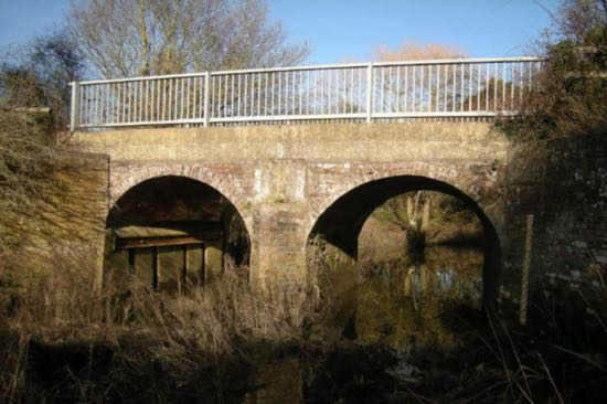 Photograph: Teakettle Bridge South-West Elevation 2019  Image by Peter Miller