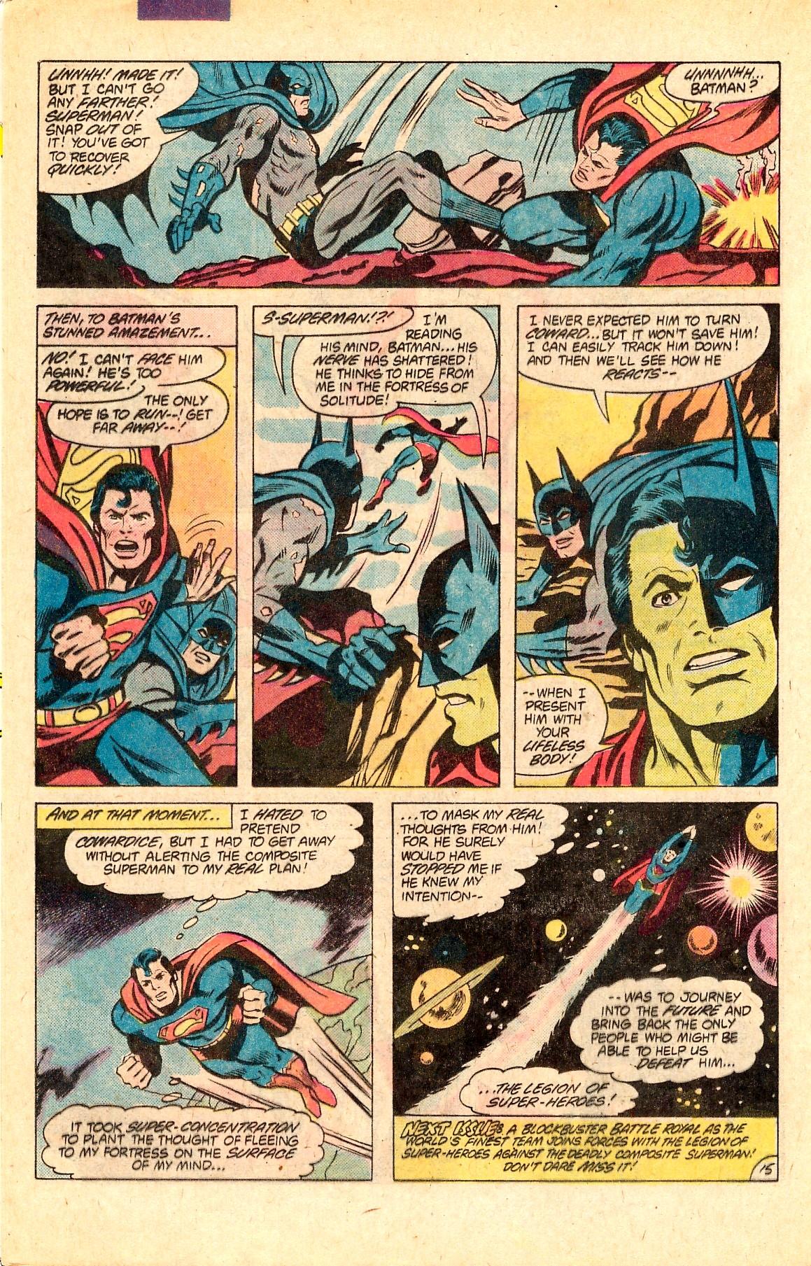 Read online World's Finest Comics comic -  Issue #283 - 20