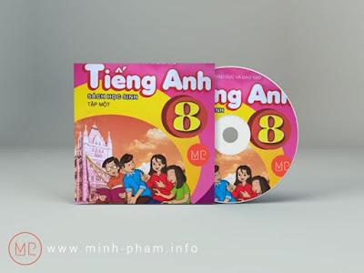 CD bài nghe Tiếng anh 8