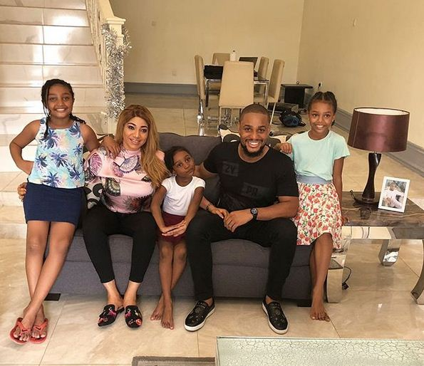 Actor Alex Ekubo Welcomes Bouncing Baby Girl