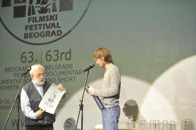 Završen  63. Beogradski festival dokumentarnog i kratkometražnog filma