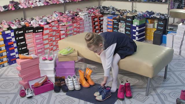 Jenis jenis sepatu wanita