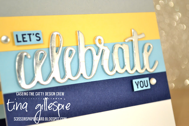 scissorspapercard, Stampin' Up!, CASEing The Catty, Celebrate You Thinlits, Itty Bitty Birthdays, Male Card